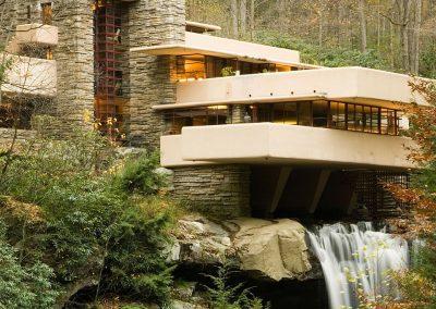 Frank LLoyd Wright's Fallingwater 4