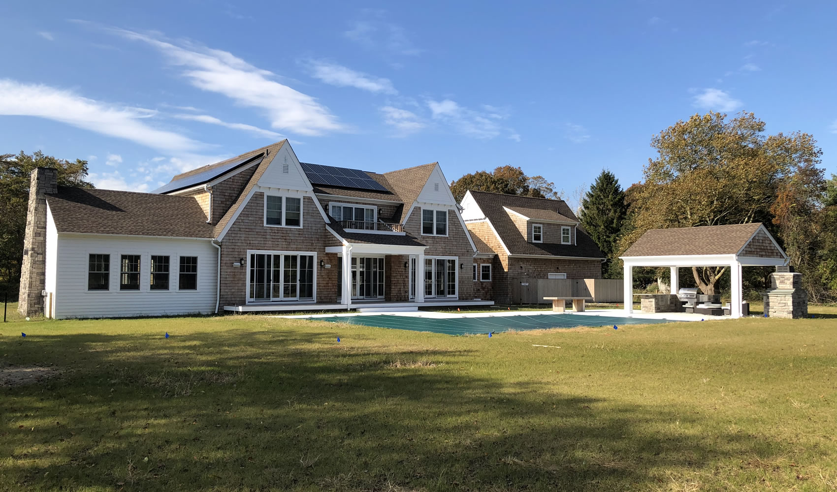 East Hampton Old Hedges New Residence